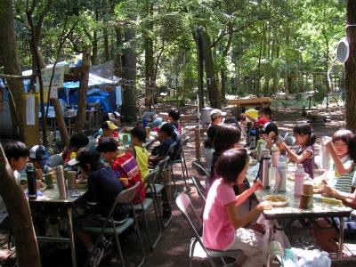 丹波ごちゃまぜ自然体験キャンプ 23