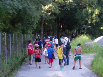 丹波ごちゃまぜ自然体験キャンプ 37