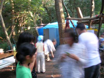 丹波ごちゃまぜ自然体験キャンプ 40