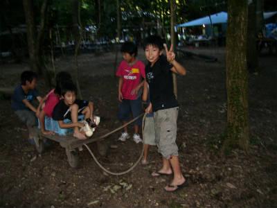 丹波ごちゃまぜ自然体験キャンプ 64
