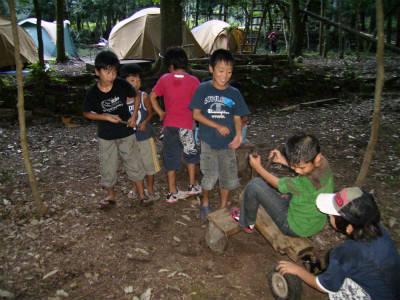 丹波ごちゃまぜ自然体験キャンプ 65