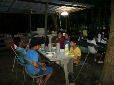 丹波ごちゃまぜ自然体験キャンプ 70