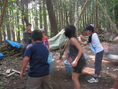 丹波ごちゃまぜ自然体験キャンプ 4