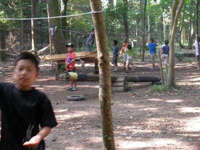 丹波ごちゃまぜ自然体験キャンプ 17