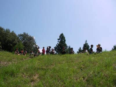 丹波ごちゃまぜ自然体験キャンプ 26