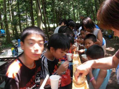 丹波ごちゃまぜ自然体験キャンプ 32
