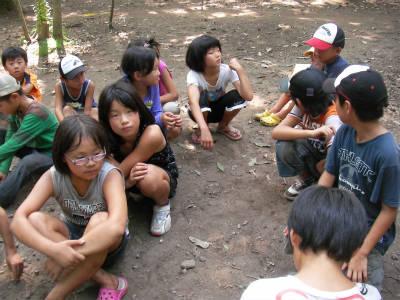 丹波ごちゃまぜ自然体験キャンプ 44