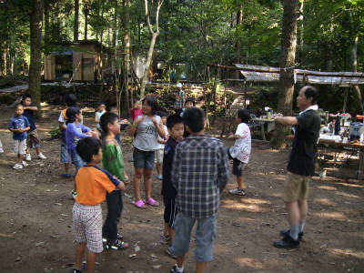 丹波ごちゃまぜ自然体験キャンプ 47