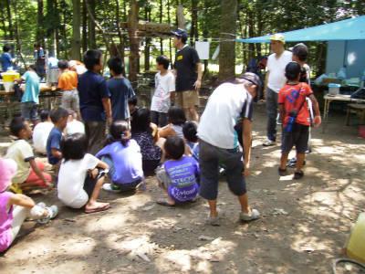 丹波ごちゃまぜ自然体験キャンプ 51