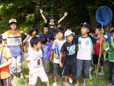 丹波ごちゃまぜ自然体験キャンプ 56