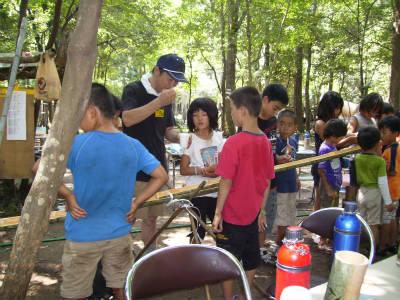 丹波ごちゃまぜ自然体験キャンプ 73