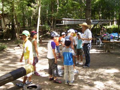 丹波ごちゃまぜ自然体験キャンプ 3