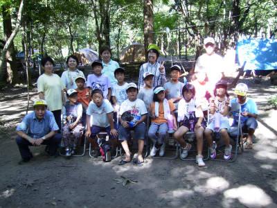 丹波ごちゃまぜ自然体験キャンプ 54