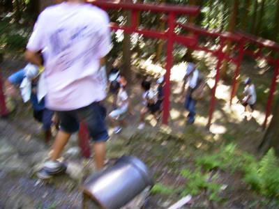 丹波ごちゃまぜ自然体験キャンプ 57
