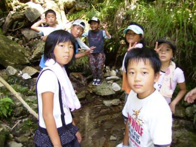 丹波ごちゃまぜ自然体験キャンプ 68