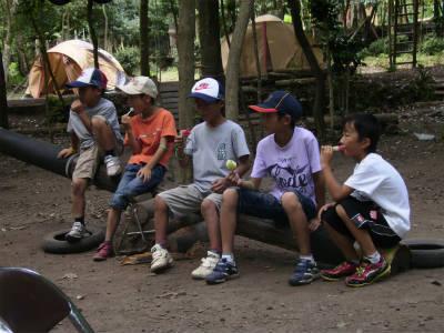 丹波ごちゃまぜ自然体験キャンプ 71