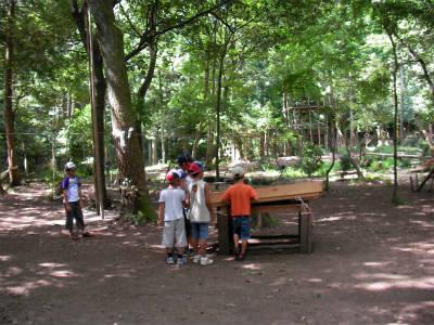 丹波ごちゃまぜ自然体験キャンプ 72