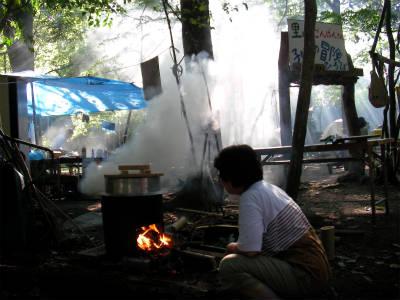 丹波ごちゃまぜ自然体験キャンプ 92