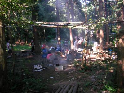 丹波ごちゃまぜ自然体験キャンプ 94