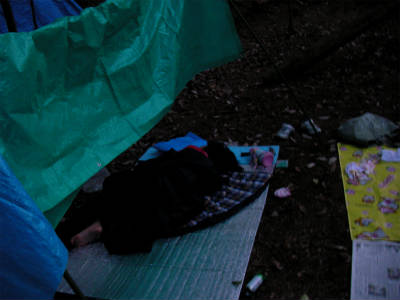 丹波ごちゃまぜ自然体験キャンプ 97