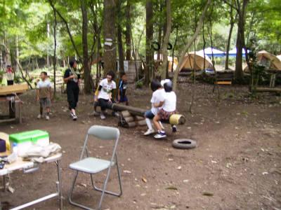 丹波ごちゃまぜ自然体験キャンプ 1