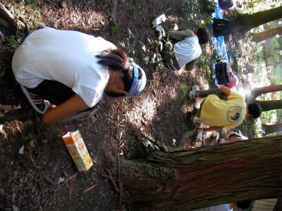 丹波ごちゃまぜ自然体験キャンプ 108