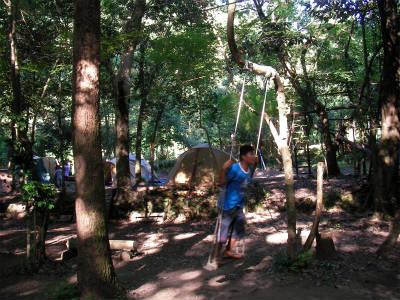 丹波ごちゃまぜ自然体験キャンプ 110