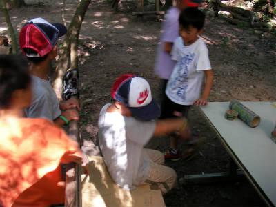丹波ごちゃまぜ自然体験キャンプ 119