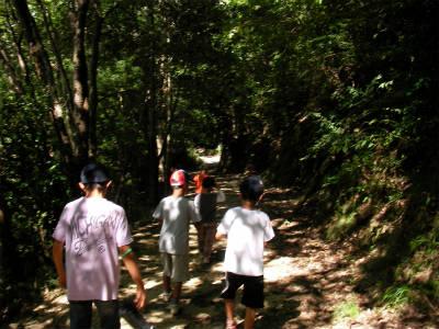 丹波ごちゃまぜ自然体験キャンプ 122