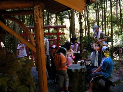 丹波ごちゃまぜ自然体験キャンプ 124